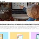 Getting Started with Remote Learning in Office 365